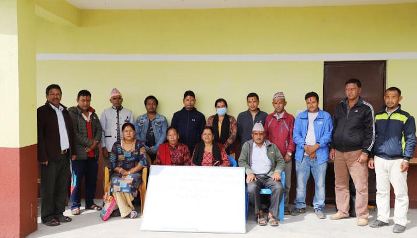मन्नेश्वरी साना किसान कृषि सहकारी संस्था लि.को साधारण सभा सम्पन्न