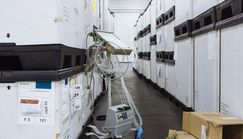 अस्पतालहरुमा भेन्टिलेटर र आईसीयु बेड अभाव