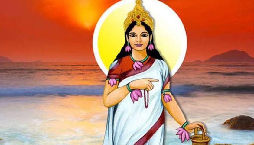 नवरात्रिको दोस्रो दिनः माता ब्रह्मचारिणीको पूजा आराधना गरिँदै