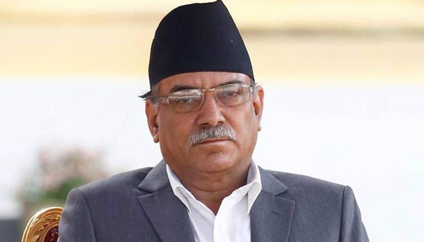 प्रचण्डको सचिवालयले भन्यो- राजनीतिक प्रस्ताव फिर्ताको हल्ला निराधार