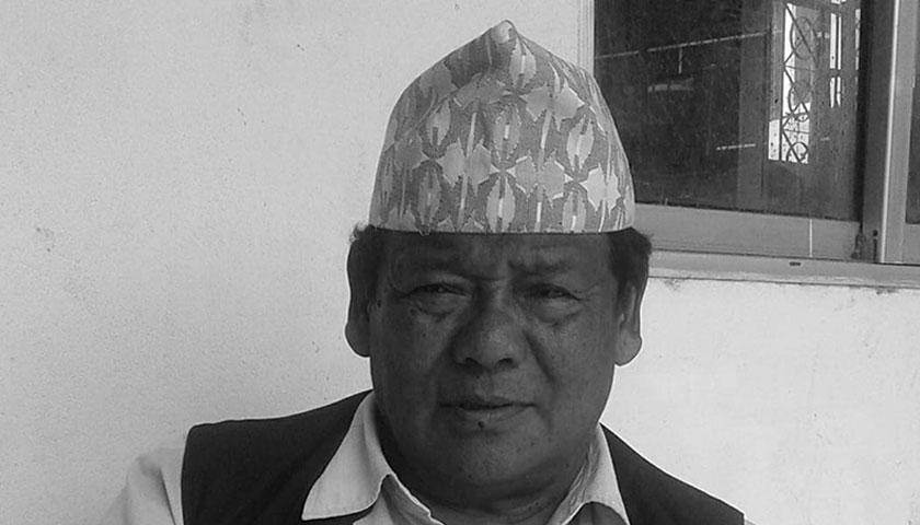 पूर्वसांसद वीरबहादुर लामाको पाटन अस्पतालमा निधन