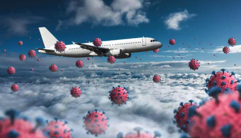 कोरोनाका कारण विश्व हवाई यात्रु ८० प्रतिशतले घटे, उड्डयन क्षेत्रमा ५ खर्ब डलरको क्षति