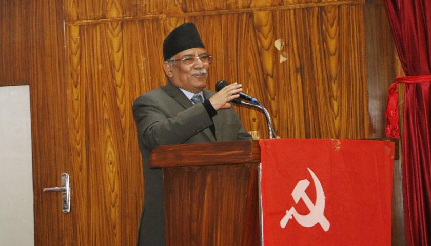 सर्वोच्चको फैसलासँगै प्रचण्डको प्रतिक्रियाः यो नेपाली जनताको जित हो, सबैलाई बधाई !
