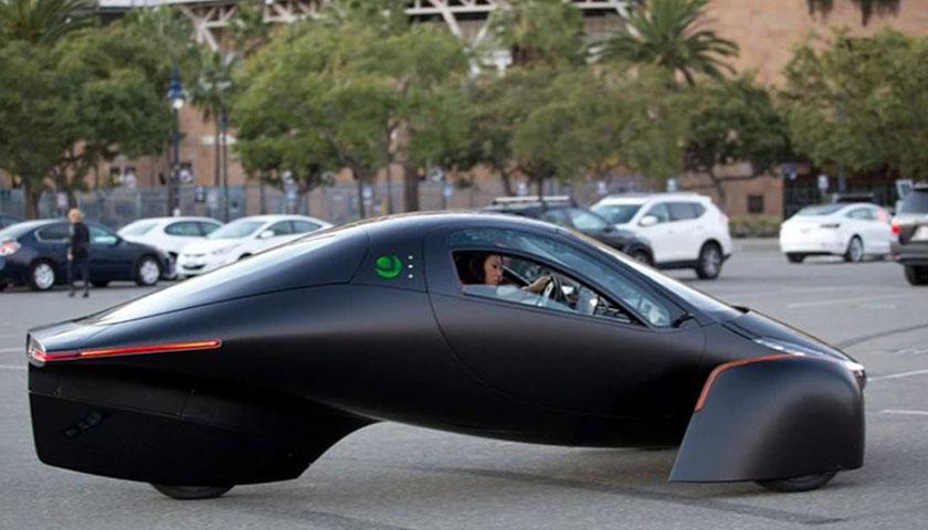 चार्ज गर्न नपर्ने इलेक्ट्रीक कार