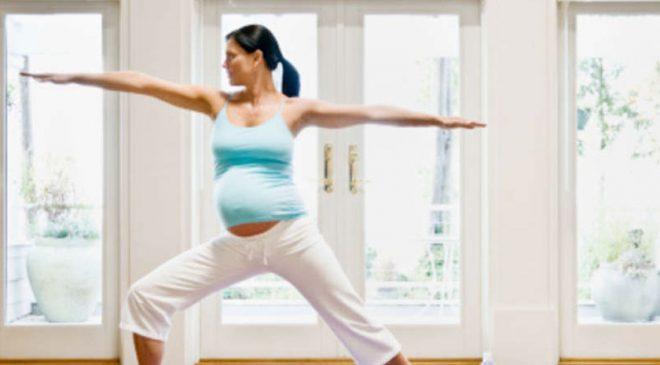 गर्भाधारणको समयमा योगा : कति फाईदा कति बेफाईदा ?