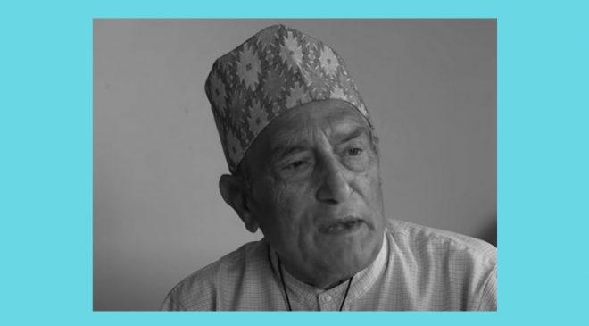 गीतकार भैरवनाथ रिमाल 'कदम'को निधन