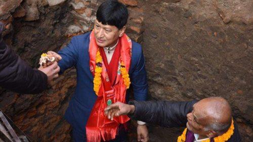 सम्पदा संरक्षणमा काठमाडौँ महानगरपालिका एकाग्र छः प्रमुख शाक्य