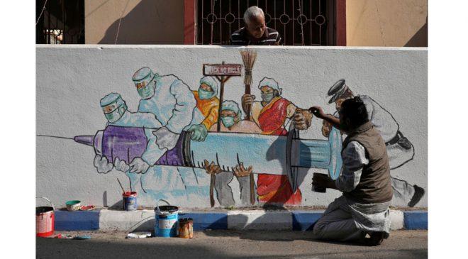 भारतले दिनेभयो नेपाललाई खोप, बधुबार स्वास्थ्यमन्त्री र भारतीय राजदूतले औपचारिक जानकारी गराउने