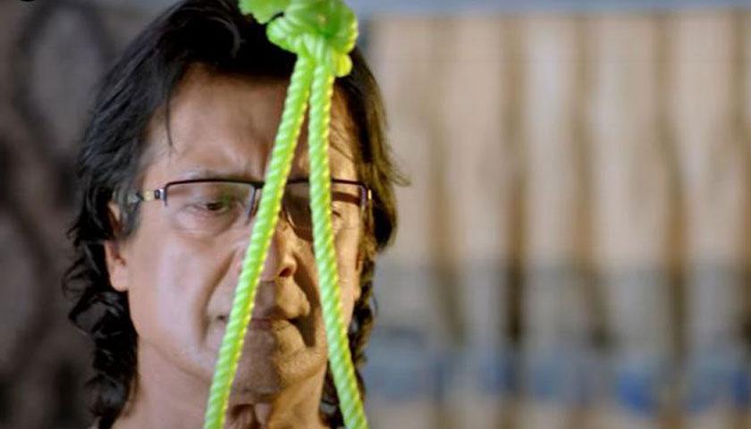 बसन्तको 'ज्यानै फाल्नु पहिले' मा राजेश र रीमा