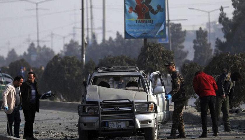 अफगानिस्तानय राजधानी काबुलकु बम हमला, निस्म सित