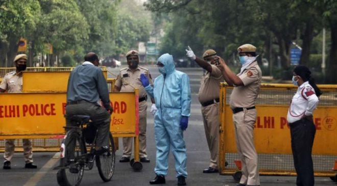 भारतमा एकै दिन थप १८ हजार नयाँ संक्रमित , १०८ जनाको मृत्यु