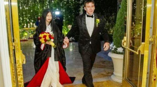 ५७ का अभिनेता निकोलसको २६ वर्षकी गलफ्रेण्डसँग ५ औं विवाह