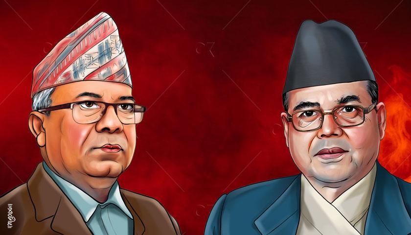 १०बुँदे सहमती प्रति नेपाल समुह असन्टुष्टी