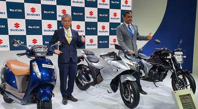 सुजुकीका मोटरसाइकल र स्कुटर नेपालमै बन्ने
