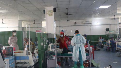 अस्पतालले बिरामी भर्ना लिन छाडे