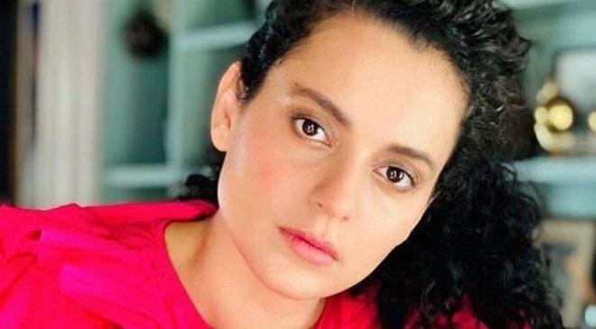 बलिउड अभिनेत्री कंगनालाई कोरोना संक्रमण