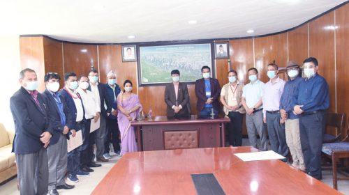 कोविड विरुद्ध लड्न थप ३ वटा अस्पतालसँग काठमाडौँ महानगरको सहयोग सम्झौता अहिलेसम्म १२ वटा अस्पतालसँग सम्झौता