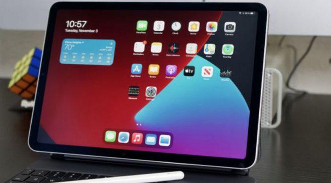 एप्पलको तारबिना चार्ज गर्न मिल्ने आइप्याड बजारमा आउँदै