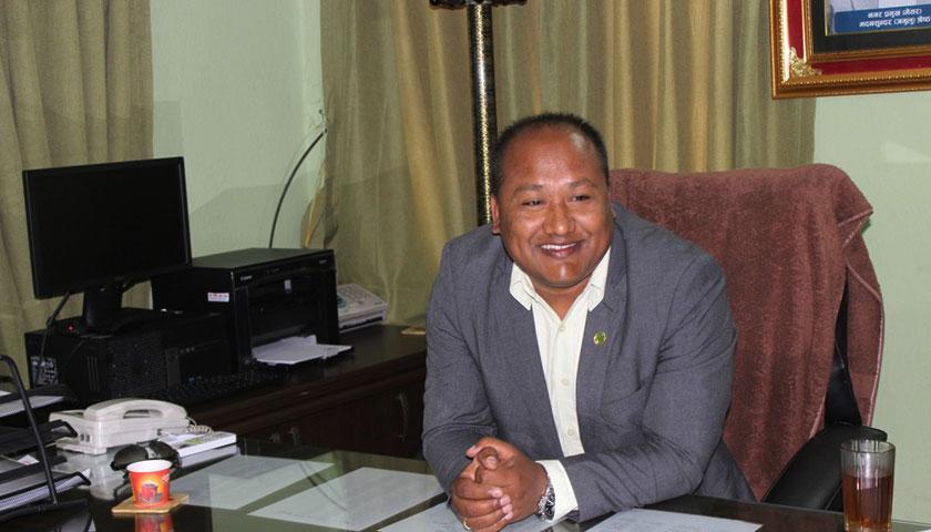 नेपाल भाषाय ब्वन्केईरीय माग यङन ज्ञापन पती