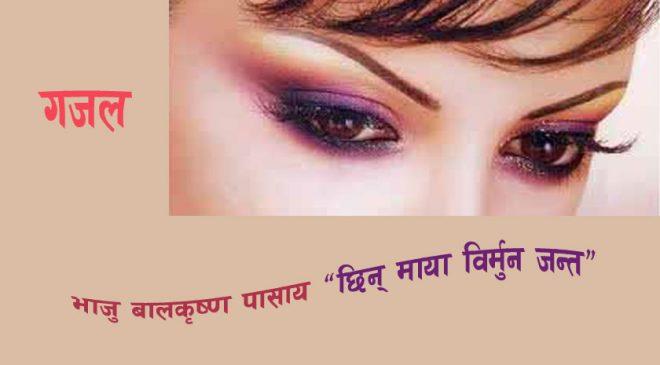 छिन् माया बिर्मुन् जन्त