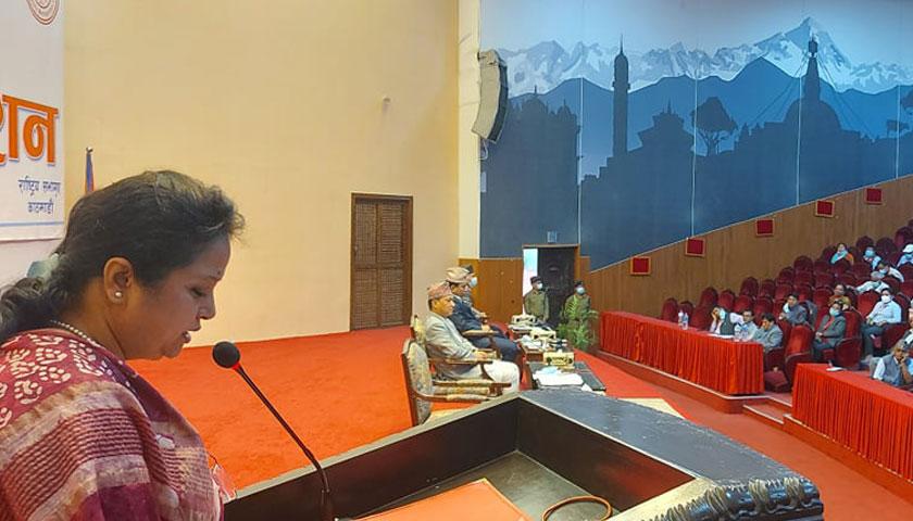 काठमाडौँ महानगरपालिकाको बजेटः १८ अर्व ९५ करोड ७७ लाखको प्रस्ताव