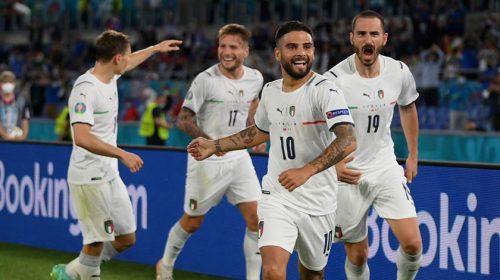 इटलीले युरोकप २०२० खेलमा शानदार सुरुवात गर्दा अहिलेसम्मकै ठूलो जित हात पार्न सफल