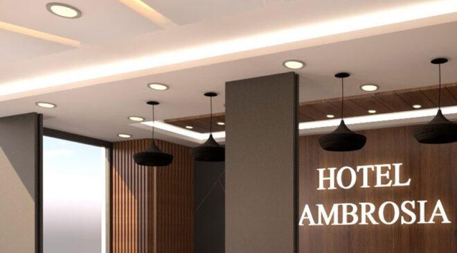 दोलखा जिल्लाको सदरमुकाम चरिकोटमा पहिलो पटक तारे होटल एम्ब्रोसिया सञ्चालनमा