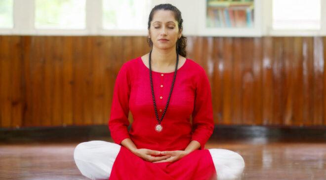 आध्यात्मिक रूपान्तरण नायिका सोभिता सिम्खडा