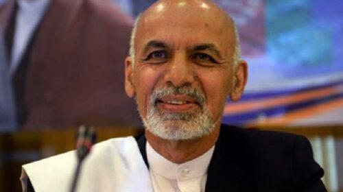 अमेरिकाले आफ्नो फौज फिर्ता लिन गरेको आकस्मिक निर्णय देशको खस्कँदो सुरक्षास्थितिको प्रमुख कारक हो : अफगानिस्तान राष्ट्रपति घानी