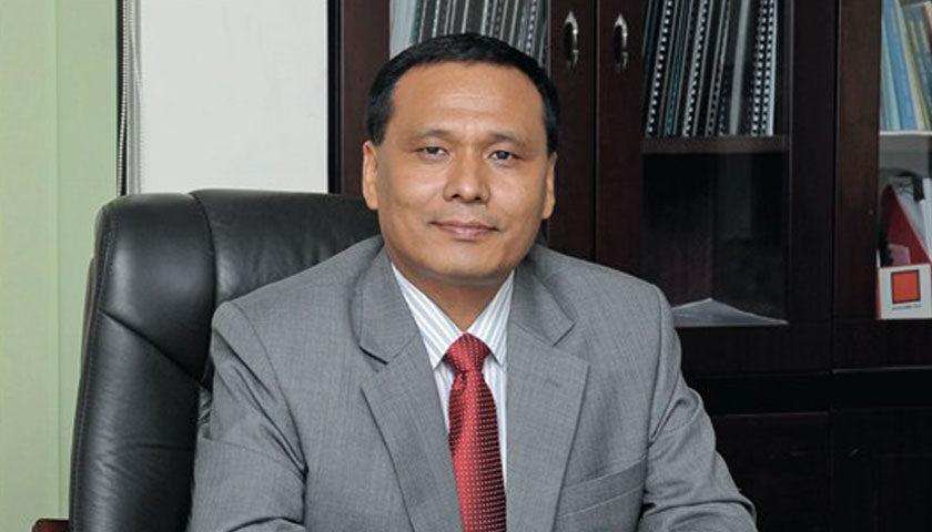 नेपाल विद्युत प्राधिकरणको कार्यकारी निर्देशकमा कुलमान घिसिङ नियुक्त