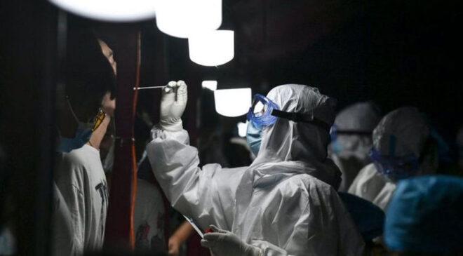 चीनमा कोरोना भाइरसको डेल्टा भेरिअन्ट फैलिन थालेपछि बढ्दो चिन्ता