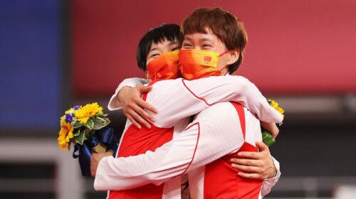 ३२ औं गृष्मकालीन ओलम्पिकमा चीनको अग्रता कायमै
