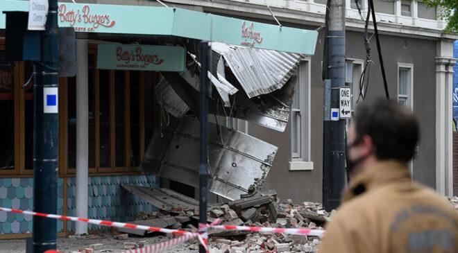 अष्ट्रेलियामा भूकम्पको धक्का