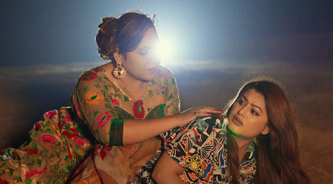 अरुणा लामाको स्वरमा समावेश 'हाँसी हाँसी जलिरहेँ' बोलको गीतको रिमेक भर्सन सार्वजनिक